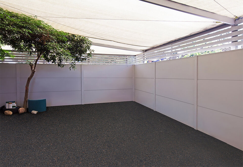 SlimWall with expressed joint for Child Care Centre, Valley Heights, NSW