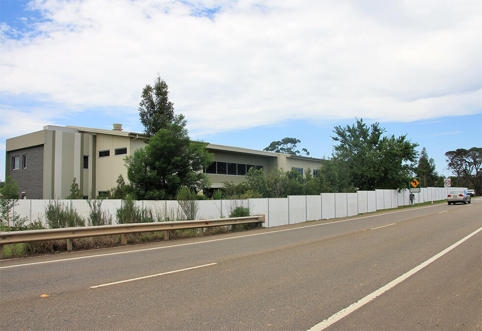 SlimWall for The Hills Clinic, Kellyville, NSW