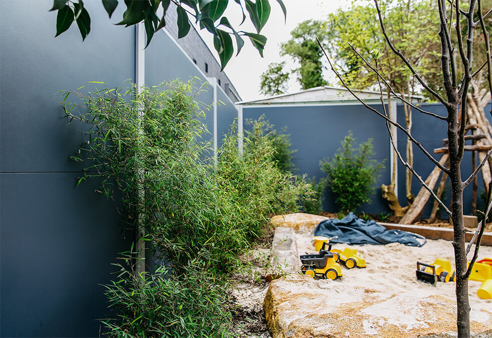 SlimWall for Vermont South Child Care Centre, VIC