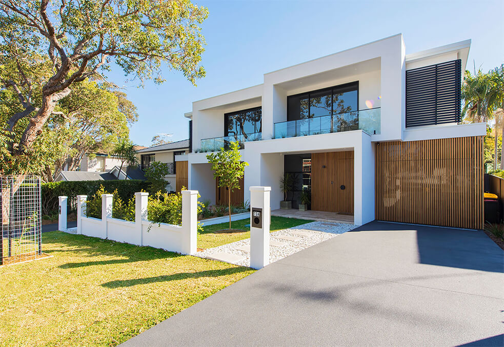 Residential Front Wall Solutions | ModularWalls