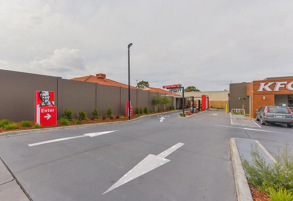 KFC, Glen Waverley, VIC