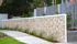TrendWall feature wall with sandstone